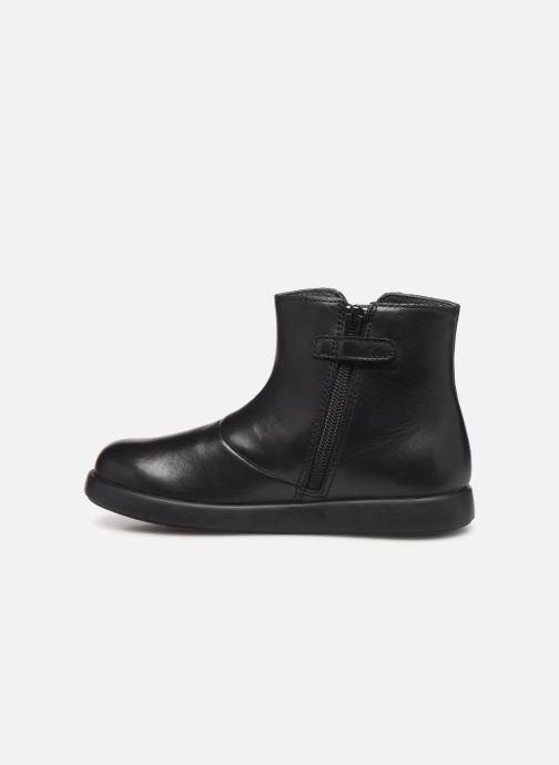 Ankle boots Camper Duet K900183 Black front view