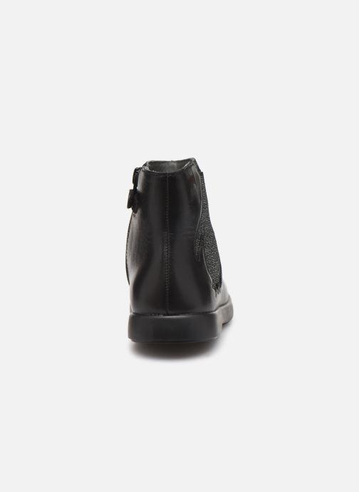 Boots en enkellaarsjes Camper Duet K900183 Zwart rechts