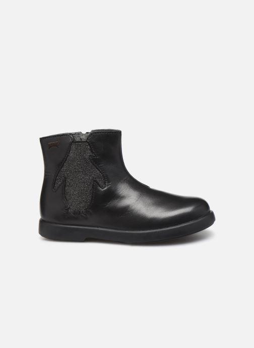 Ankle boots Camper Duet K900183 Black back view