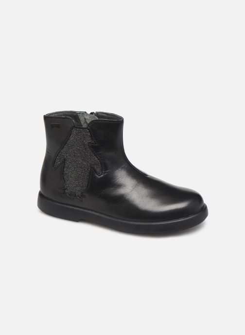 Ankle boots Camper Duet K900183 Black detailed view/ Pair view