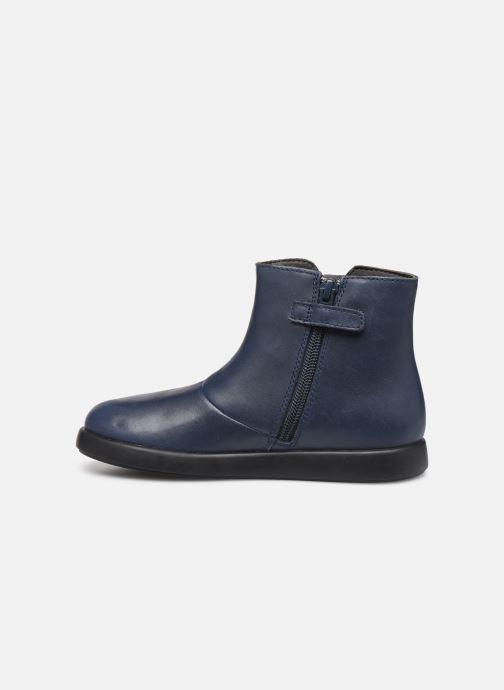 Bottines et boots Camper Duet K900183 Bleu vue face