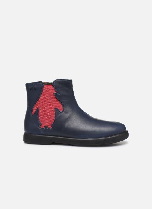 Ankle boots Camper Duet K900183 Blue back view
