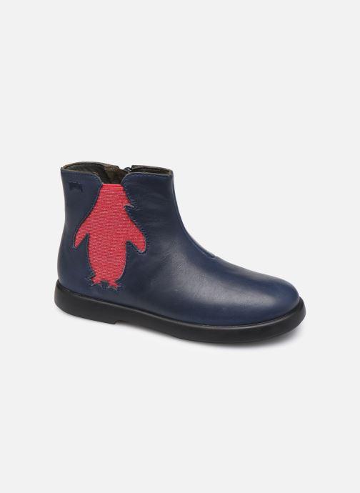 Bottines et boots Camper Duet K900183 Bleu vue détail/paire