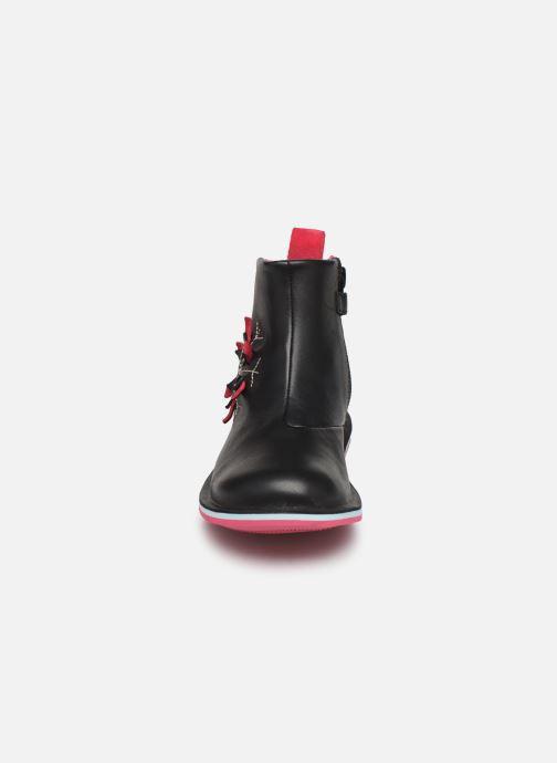 Boots en enkellaarsjes Camper Twins K900177 Zwart model