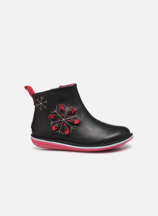 Boots en enkellaarsjes Camper Twins K900177 Zwart achterkant