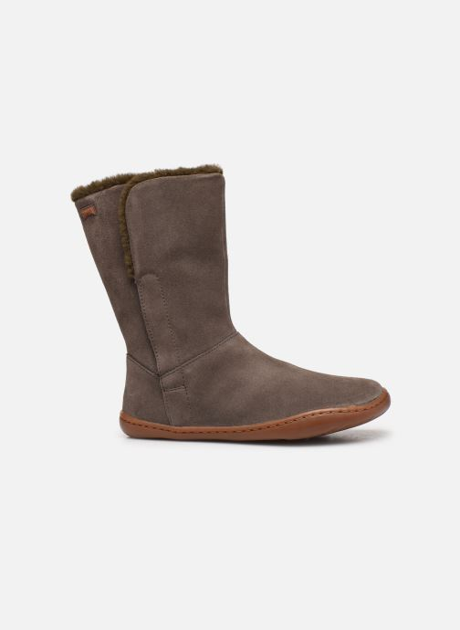 Boots & wellies Camper Peu Cami K900192 Brown back view
