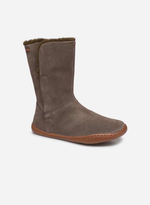 Boots & wellies Camper Peu Cami K900192 Brown detailed view/ Pair view