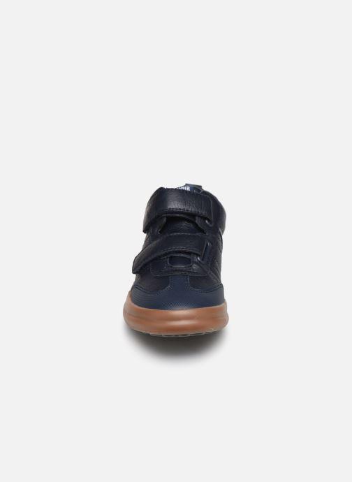 Baskets Camper Pursuit K900197 Bleu vue portées chaussures