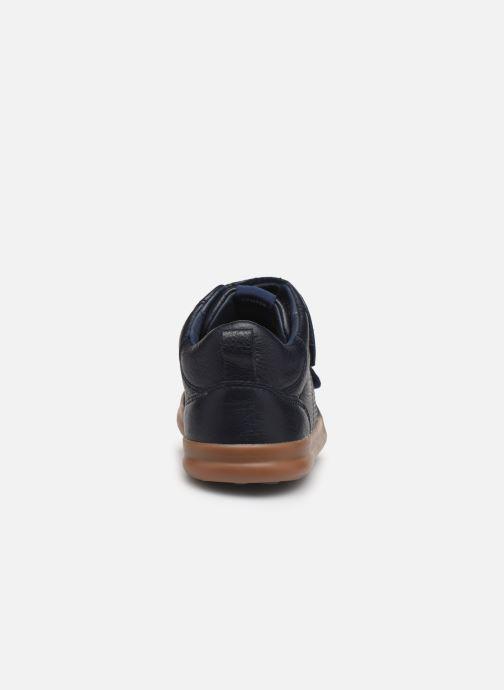 Sneakers Camper Pursuit K900197 Blauw rechts