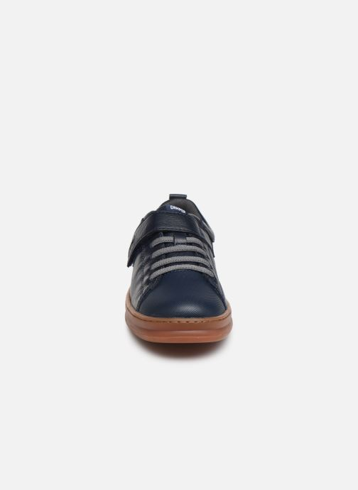 Baskets Camper Run K800319 Bleu vue portées chaussures
