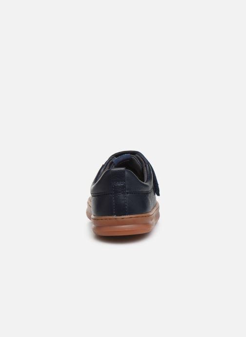 Sneaker Camper Run K800319 blau ansicht von rechts