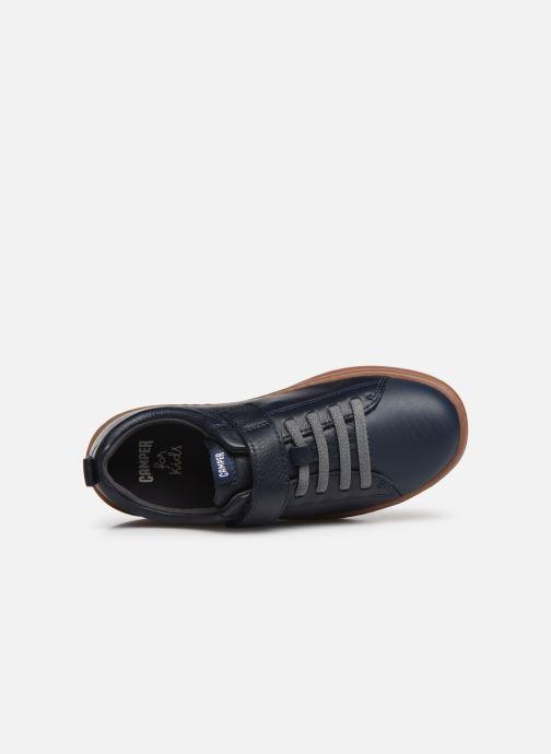 Sneaker Camper Run K800319 blau ansicht von links