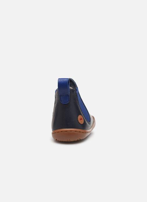 Boots en enkellaarsjes Camper Peu Cami K900191 Blauw rechts