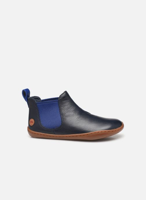 Ankle boots Camper Peu Cami K900191 Blue back view