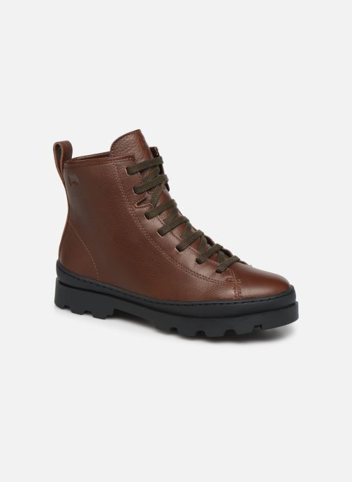 Boots en enkellaarsjes Camper Brutus K900179 Bruin detail