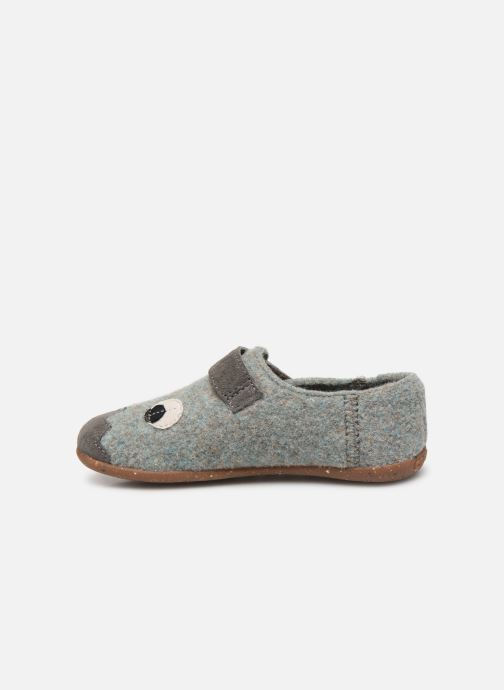 Slippers Camper Twins K800331 Grey front view