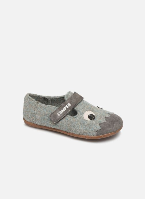 Slippers Camper Twins K800331 Grey detailed view/ Pair view