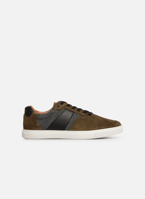Trainers Schmoove Cup Tennis Suede Green back view