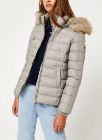 TJW HOODED DOWN JACKET