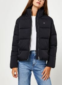 TJW TOMMY DETAIL PUFFA JACKET