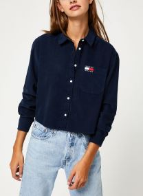 TJW WASHED CORD SHIRT