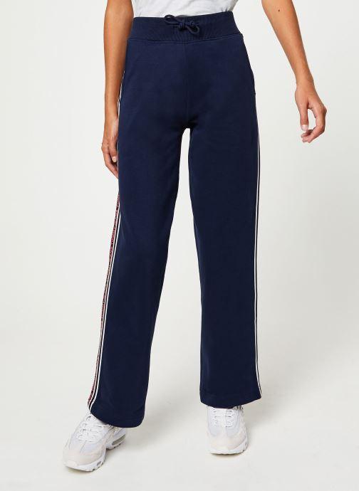 Vêtements Tommy Jeans TJW TAPING DETAIL JOG PANT Bleu vue détail/paire