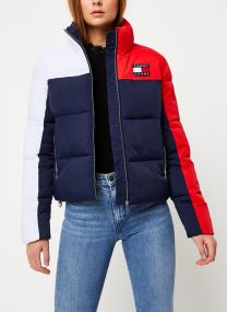 TJW COLORBLOCK PUFFA JACKET