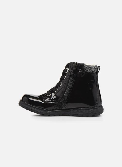 Bottines et boots Primigi PCA 44104 Noir vue face