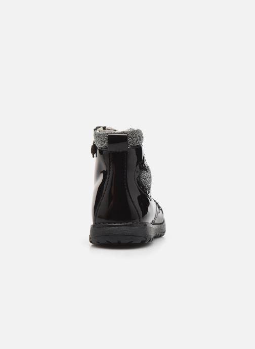 Bottines et boots Primigi PCA 44104 Noir vue droite