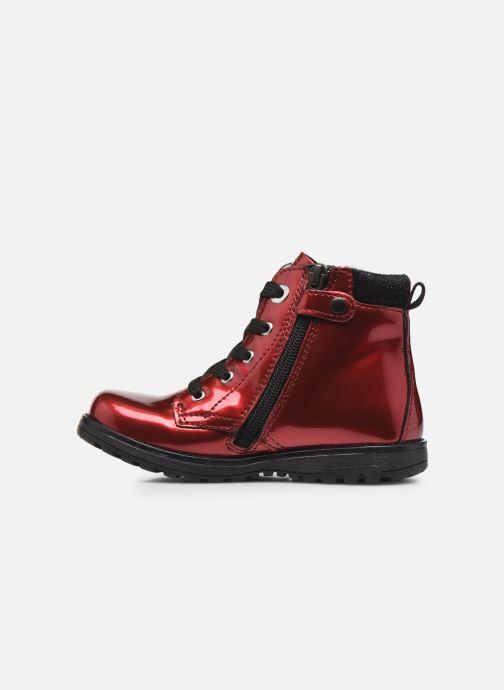 Bottines et boots Primigi PCA 44104 Rouge vue face