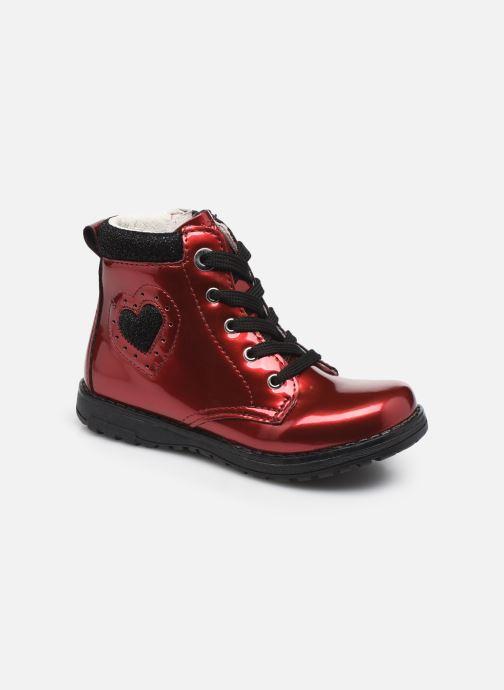 Bottines et boots Primigi PCA 44104 Rouge vue détail/paire
