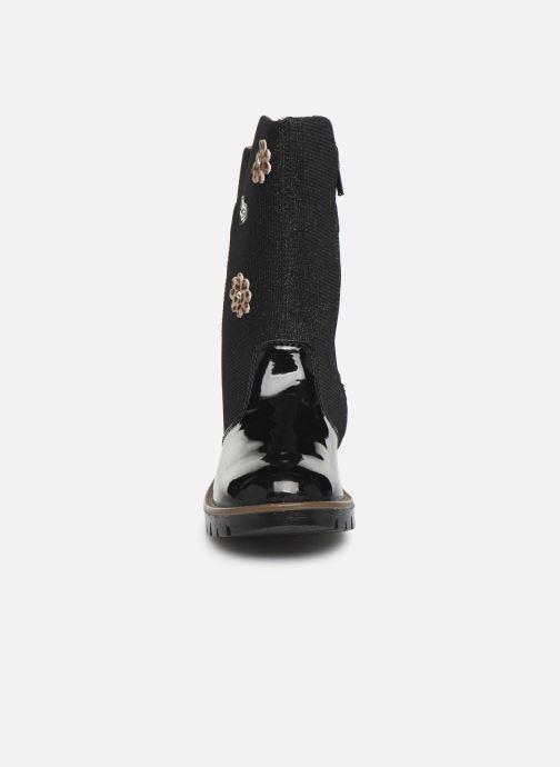 Bottes Primigi PRO 43783 Noir vue portées chaussures