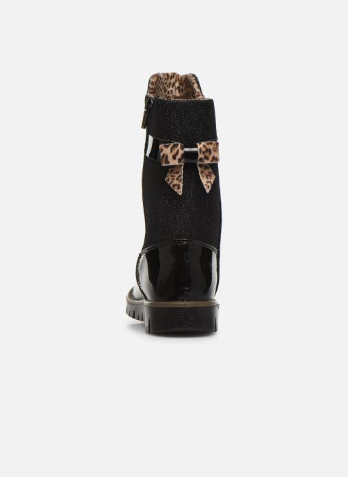 Støvler & gummistøvler Primigi PRO 43783 Sort Se fra højre