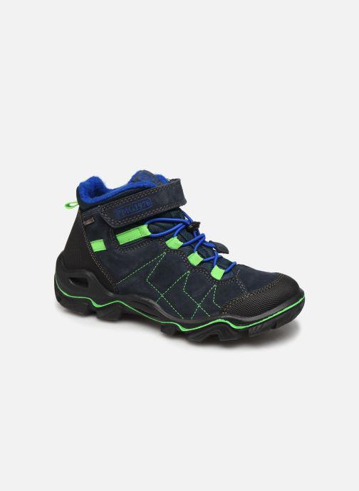 Sportssko Primigi PPT GTX 43930 Blå detaljeret billede af skoene