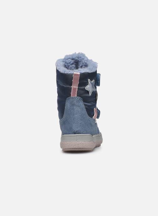 Chaussures de sport Primigi PFZ GTX 43820 Bleu vue droite