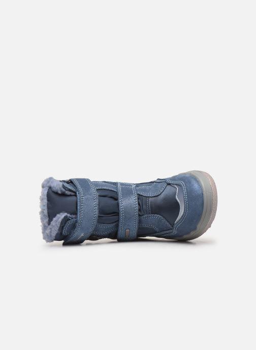 Chaussures de sport Primigi PFZ GTX 43820 Bleu vue gauche
