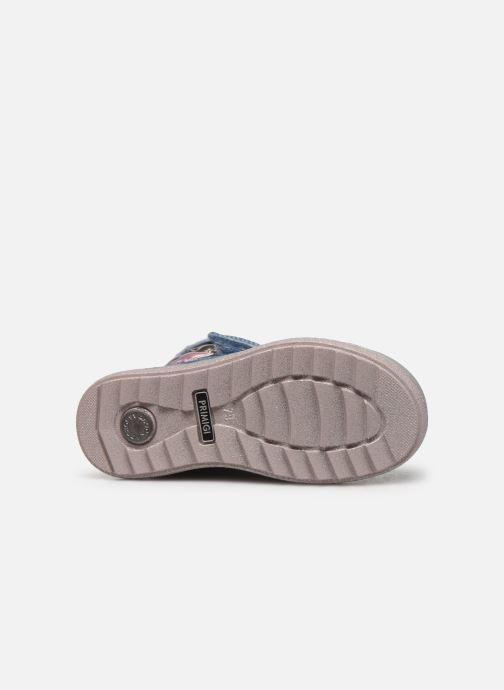 Chaussures de sport Primigi PFZ GTX 43820 Bleu vue haut
