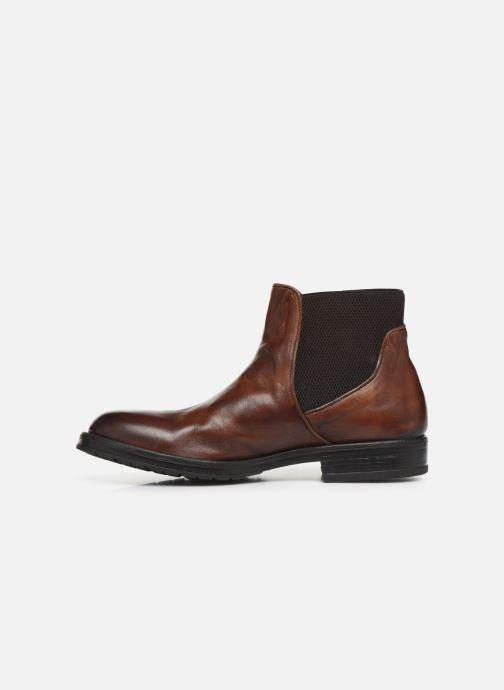 Bottines et boots Florsheim EVERGLADES Marron vue face