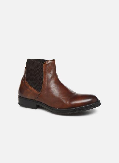 Bottines et boots Florsheim EVERGLADES Marron vue détail/paire