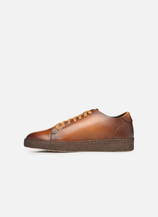 Sneakers Florsheim RANDOM Brun se forfra