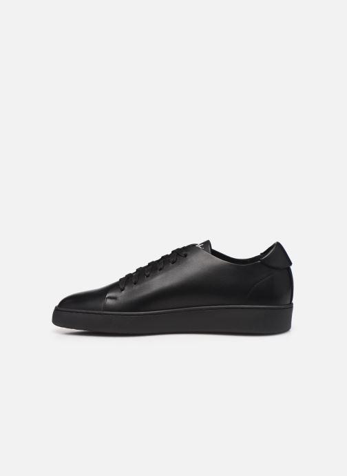 Sneaker Florsheim RANDOM schwarz ansicht von vorne
