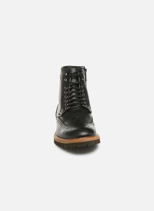 Bottines et boots Florsheim RICHARDS HAUTE Noir vue portées chaussures