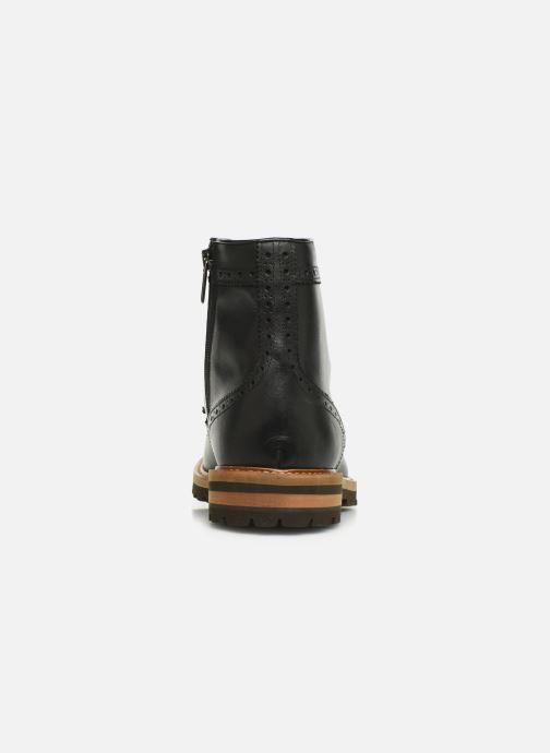 Bottines et boots Florsheim RICHARDS HAUTE Noir vue droite