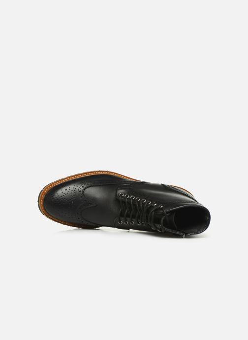 Bottines et boots Florsheim RICHARDS HAUTE Noir vue gauche