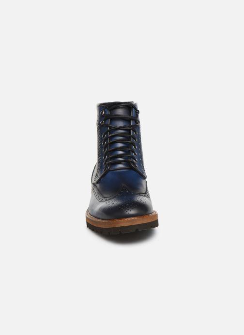 Bottines et boots Florsheim RICHARDS HAUTE Bleu vue portées chaussures
