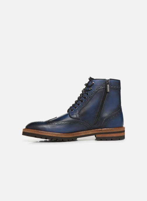 Bottines et boots Florsheim RICHARDS HAUTE Bleu vue face
