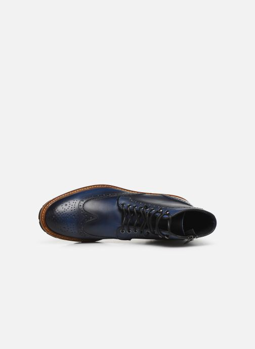Ankle boots Florsheim RICHARDS HAUTE Blue view from the left