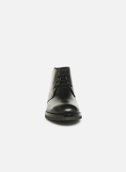 Bottines et boots Florsheim TOWER Noir vue portées chaussures