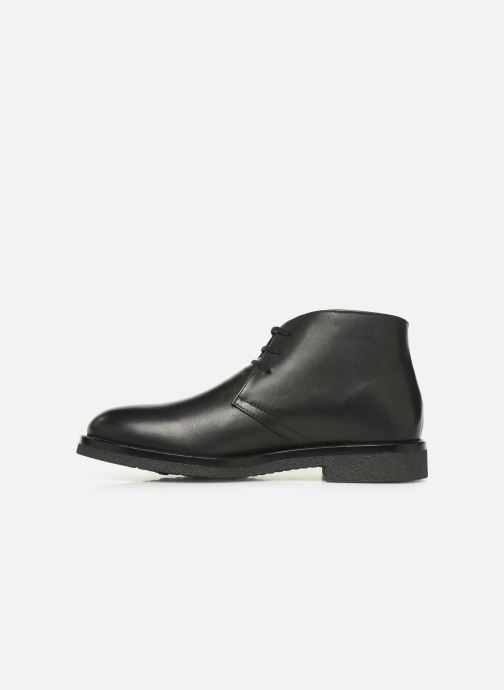 Ankle boots Florsheim TOWER Black front view