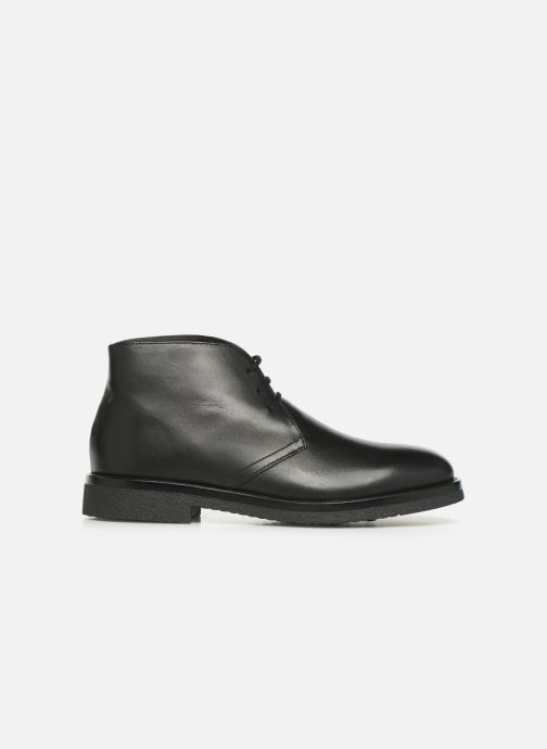 Ankle boots Florsheim TOWER Black back view